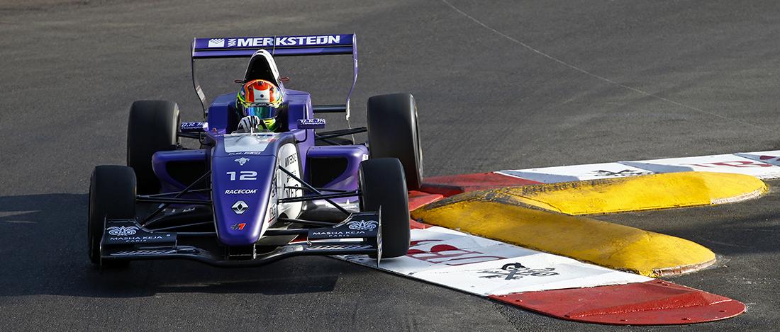 Monaco - Italie - Gabriel Aubry - Gabi Aubry - Formule Renault 2.0 - Tech1 -