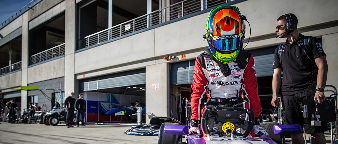 Motorland - Espagne - Gabriel Aubry - Gabi Aubry - Formule Renault 2.0 - Tech1