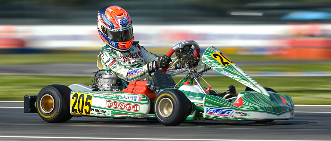 Castelleto - Gabriel Aubry - Gabi Aubry - Karting - Tony-Kart - 2014