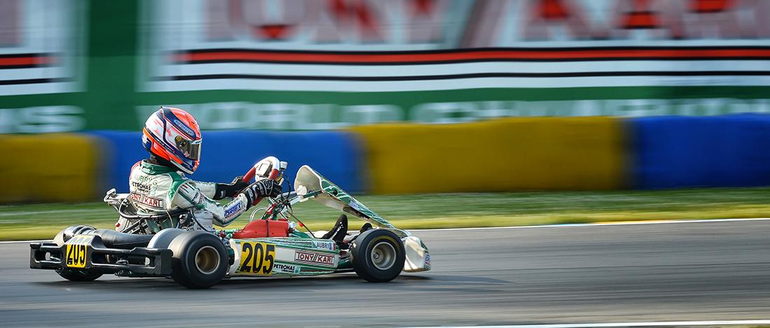 La Conca - Gabriel Aubry - Gabi Aubry - Karting - Tony-Kart - 2014
