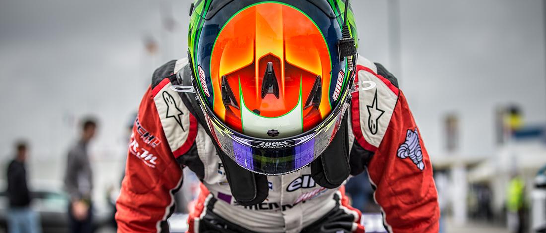Estoril - Belgique - Gabriel Aubry - Gabi Aubry - Formule Renault 2.0 - Tech1 -