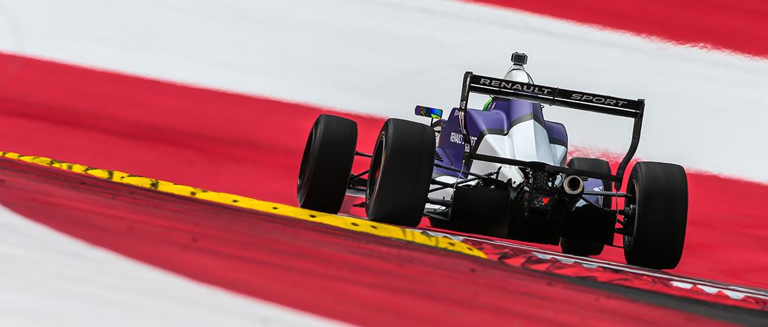 Red_Bull_Ring - Autriche- Gabriel Aubry - Gabi Aubry - Formule Renault 2.0 - Tech1