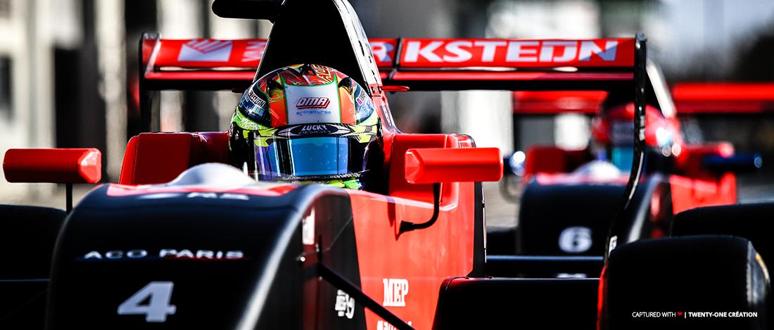 Gabriel Aubry - Nurburgring - 21creation.com