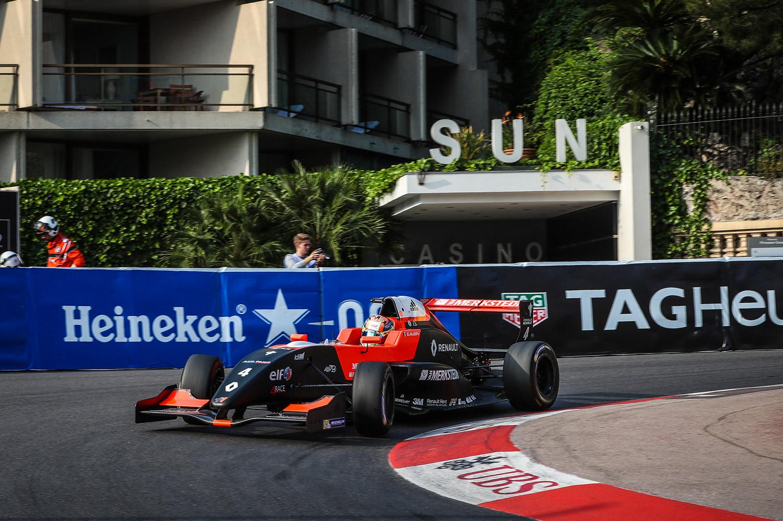 Monaco - Monte-Carlo - Gabriel Aubry - Gabi Aubry - Formule Renault 2.0 - Tech1-Cup_FR2.0