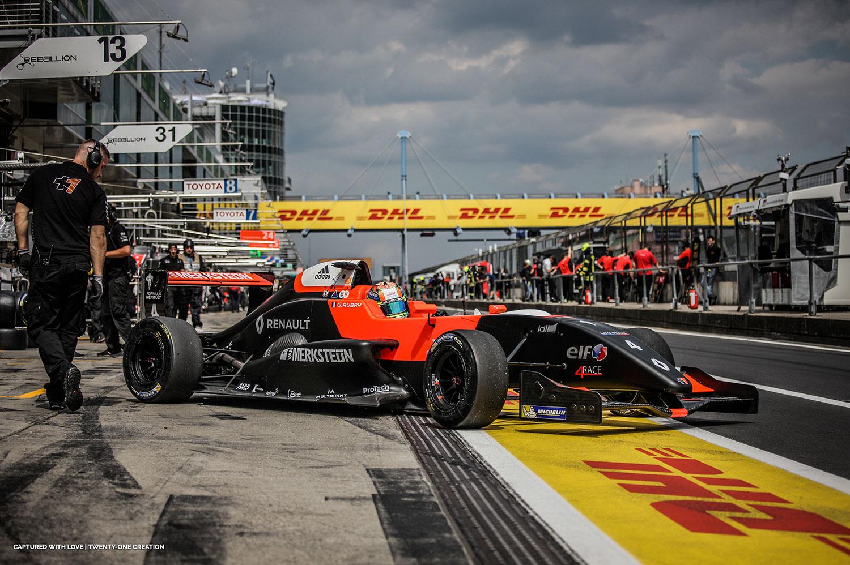 Nurburgring - Allemagne - Gabriel Aubry - Gabi-Aubry - Formule Renault 2.0 - Tech1.com