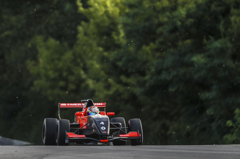 Hungaroring - Hongrie - Gabriel Aubry - Gabi-Aubry - Formule Renault 2.0 - Tech1.com