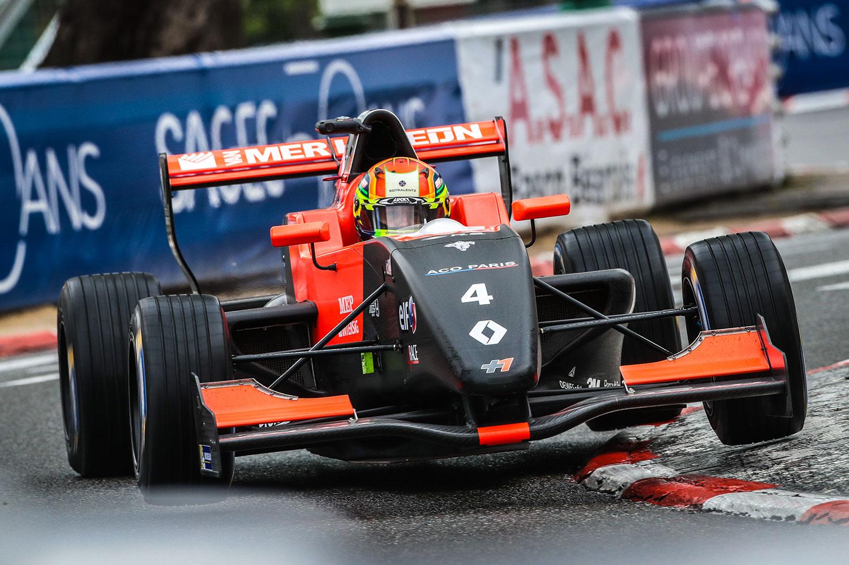 Pau -France - Gabriel Aubry - Gabi-Aubry - Formule Renault 2.0 - Tech1.com