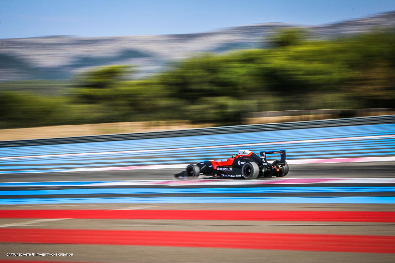 Gabi Aubry - Paul Ricard - Castellet - Formule Renault - Eurocup
