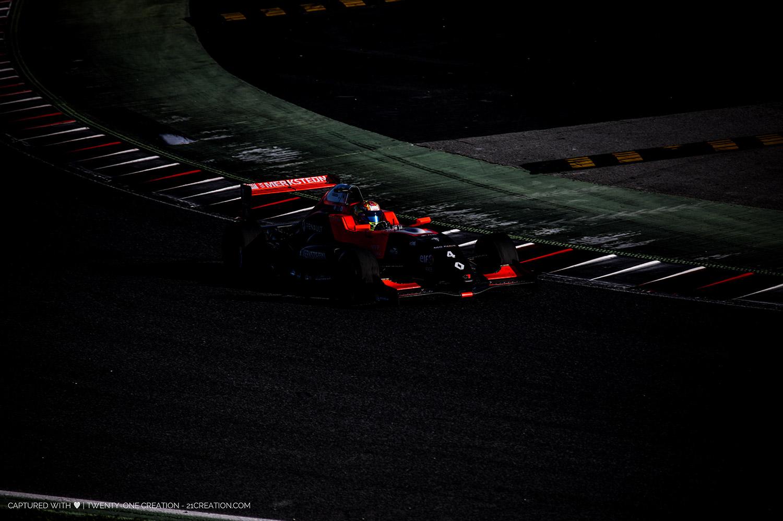 Gabi Aubry - Barcelone - Espagne - Formule Renault - Eurocup