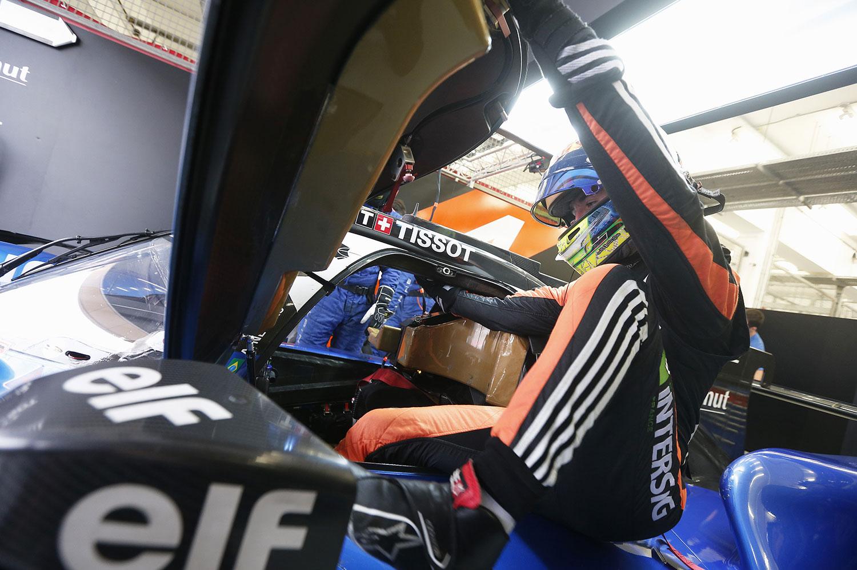 Gabi Aubry - LMP2 - Alpine - Bahreim - Dubaï