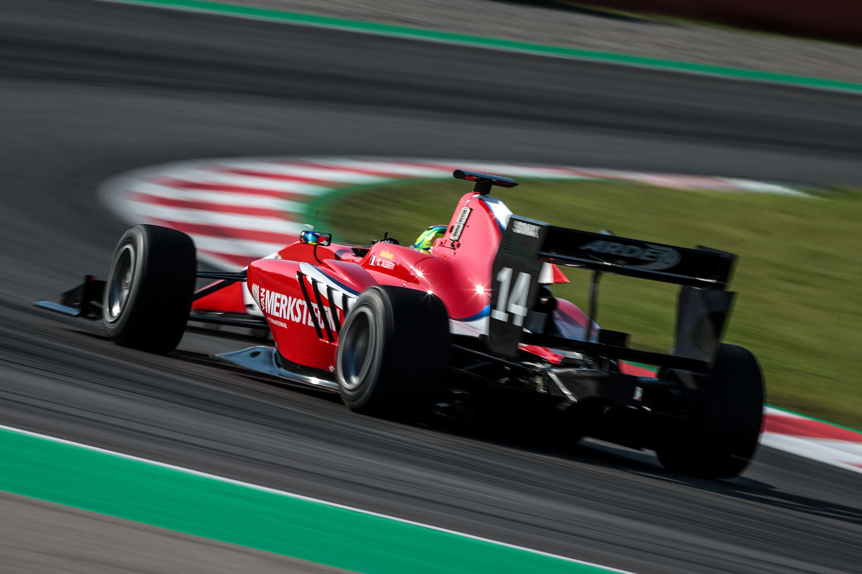Gabriel Aubry - Barcelona - GP3 series - 2018