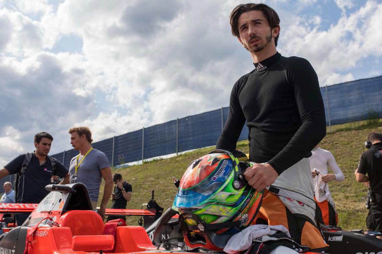 Gabriel Aubry confirmé chez Jackie Chan DC Racing