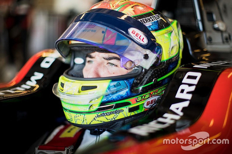 Motorsport.com - Gabriel Aubry rejoint le GP3 chez Arden